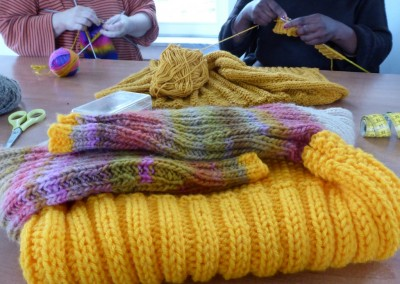 Projet Tricot – Couture