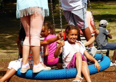 Sortie au Parc de Wolvendael – Août 2015