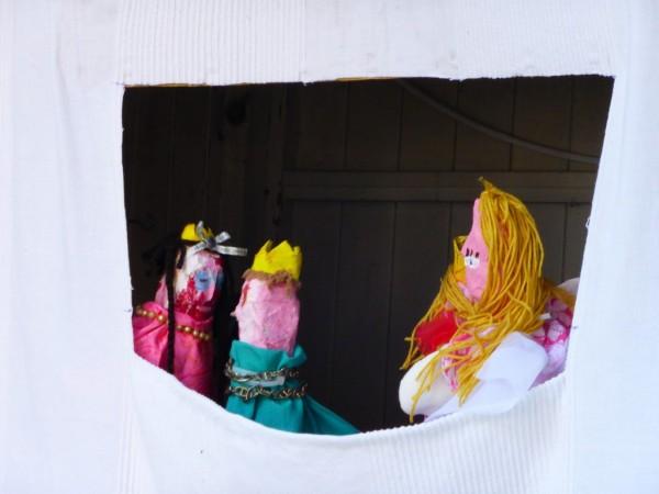 Stage Marionnettes  – Janvier 2017