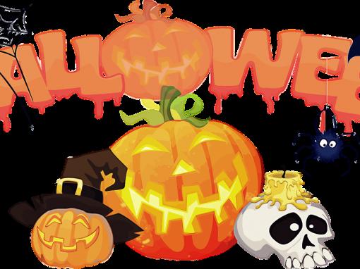 Fête d'Halloween – Octobre 2017