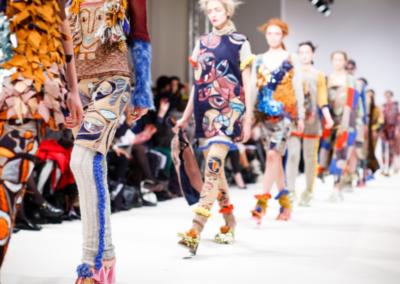 Un défilé de mode au Homborch en 2019 … Chiche !