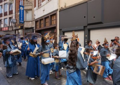 Zinneke Parade «Illegal» – Mai 2018