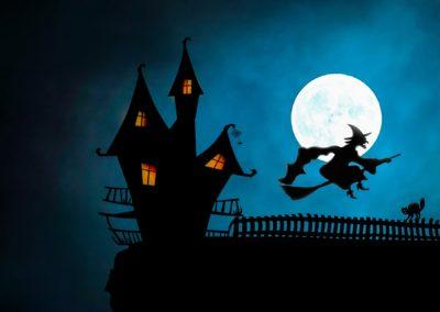 Halloween à Homborch- Octobre 2018